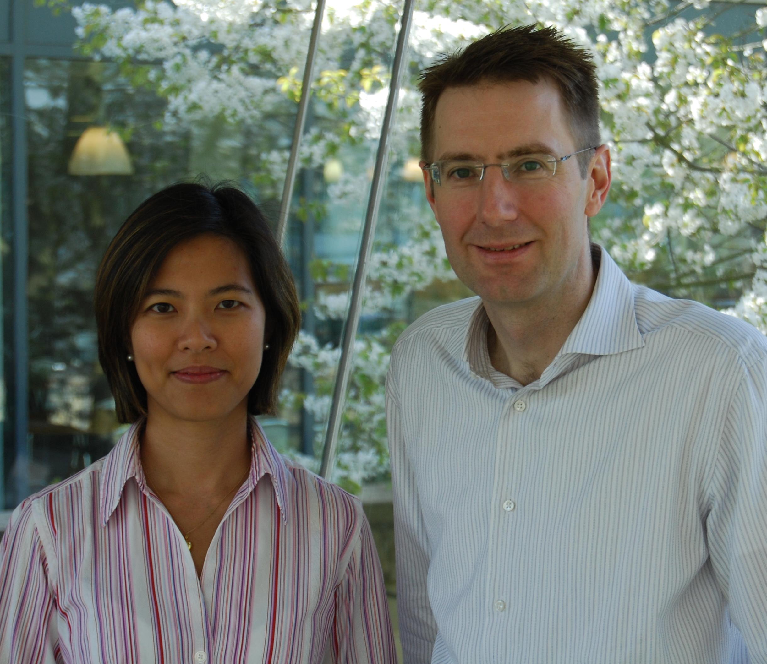 Dr. Linda Tan & Dr. Nikolai Schwabe