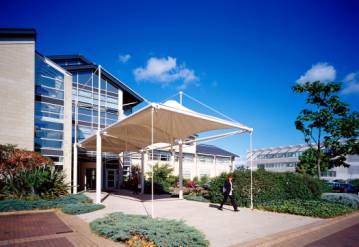 The Magdalen Centre, Oxford Science Park
